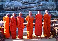Sri Lanka Urlaub | Gal Vihare in Polonnaruwa