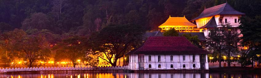 Sri Lanka Urlaub | Zahntempel in Kandy
