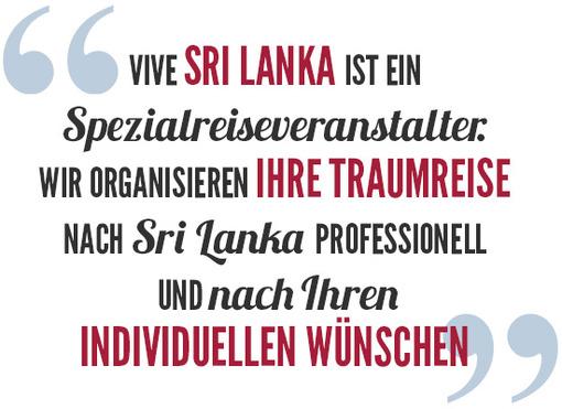 Slogan Vive Sri Lanka