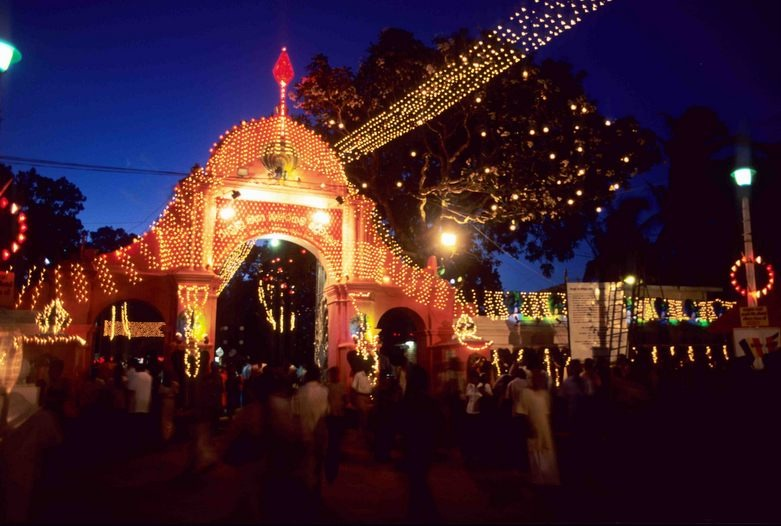 Sri Lanka | Fest in Kataragama