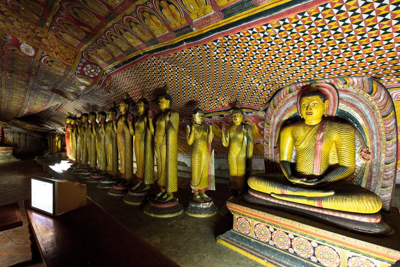 Sri Lanka | Dambulla