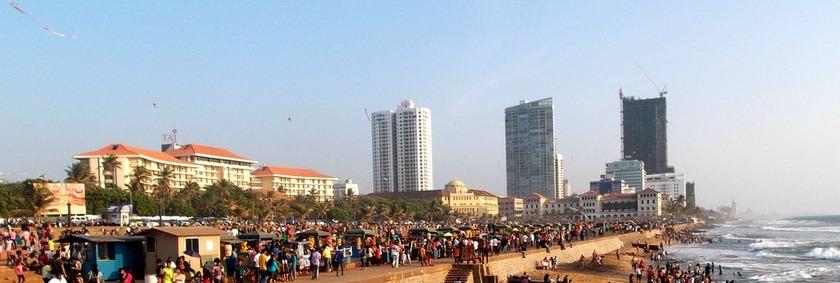 Sri Lanka Reiseziele | Colombo