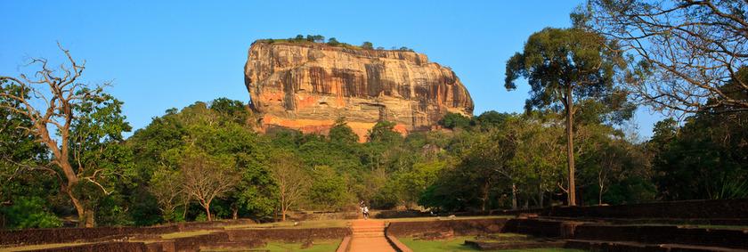 Sri Lanka Reiseziele | Sigiriya