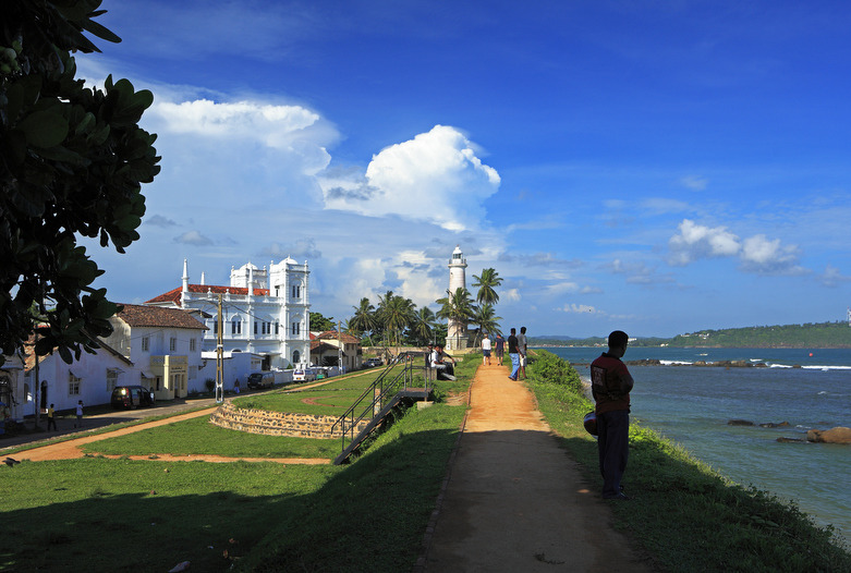 Sri Lanka | Leuchtturm von Galle