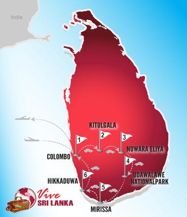 Sri Lanka Rundreise | Abenteuer und Natur in Sri Lanka