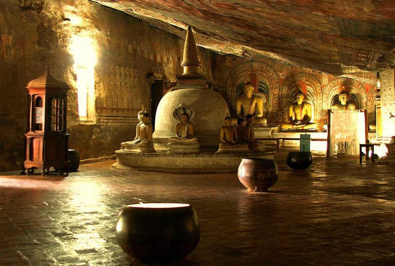 Sri Lanka | Höhlentempel Dambulla