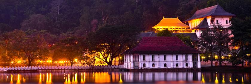 Sri Lanka Reiseziele | Kandy