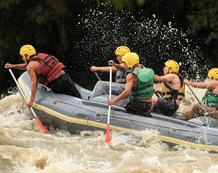 Sri Lanka Reise | Rafting in Kitulgala