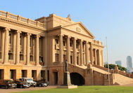 Sri Lanka Urlaub | altes Parlament, Colombo