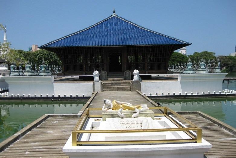 Sri Lanka | Gangarama Temple in Colombo