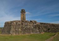 Sri Lanka Urlaub | Festungsturm Galle