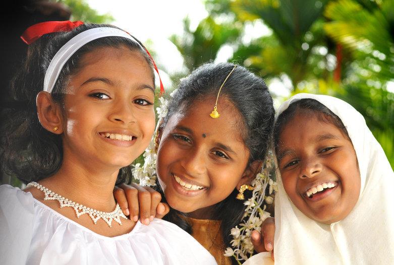 Sri Lanka | Mädchen